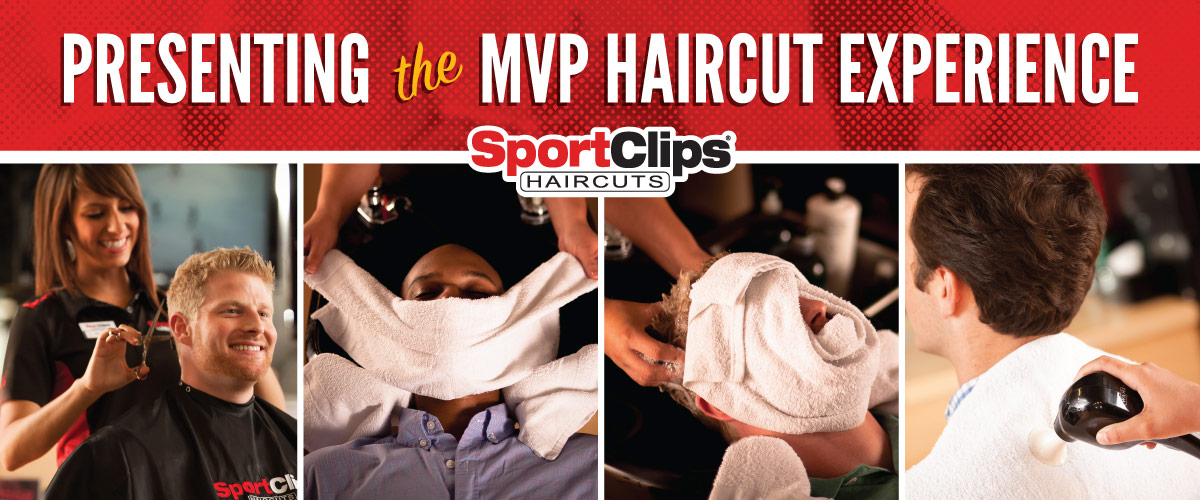 The Sport Clips Haircuts of Indian Trail  MVP Haircut Experience