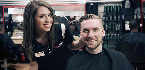 Sport Clips Haircuts of Indian Trail ​ stylist hair cut